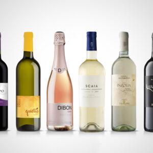Zestaw wina LIGHT (wina lekkie)